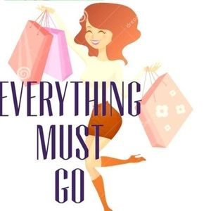 Everything Must GO !